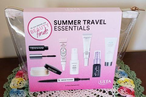 9 pc Highend Travel Essentials Gift Kit
