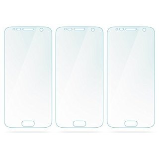 NEW Cell Phone Screen Protectors for SAMSUNG GALAXY s5 & Phone Protector Cloth(3-Pack) FREE SHIPPING