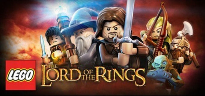 Lego Lord of The Rings (Steam Keys)