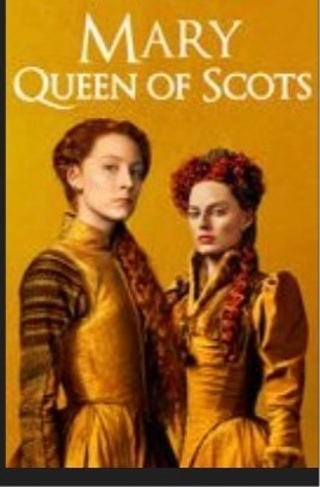 Mary Queen of Scots MA copy from 4K Blu-ray