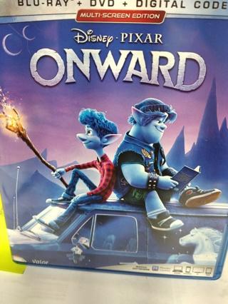 ONWARD   (( DISNEY PIXAR ))  NEW RELEASE
