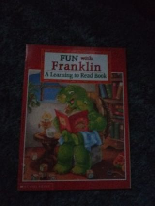 Used Franklin 1st Grade Reading and Writing Book