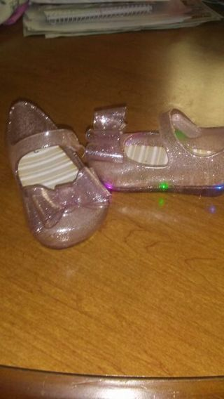 Size 2 light up shoes