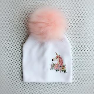 spring autumn fashion animal butterfly bunny unicorn toddlers infant bonnet baby hat for boy and g