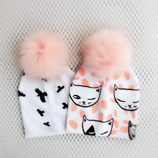 Fashion Newborn Baby set Children Hat Cap for Girls Boy Baby Born Care Infant Toddler Hats Bonnet