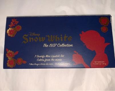 Snow White mini Lipstick Collection 7 piece