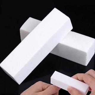 10Pcs/set Nail Art Buffer File Block Dead Skin Remover Sponge Sanding Buffing Nail File Polish Too