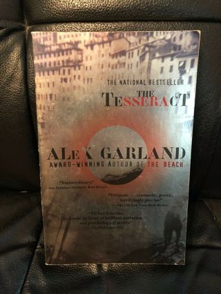 """The Tesseract"" by Alex Garland (paperback)"