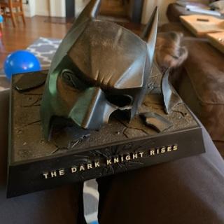 The Dark Knight Rises: Collectors Bat Cowl Case