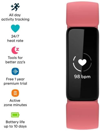 Fitbit Inspire 2 Health & Fitness Tracker