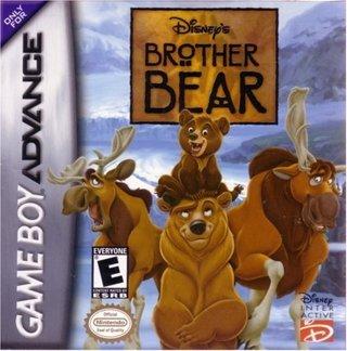 Brother Bear GBA Game