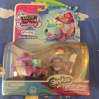 Shopkins color change fantasy