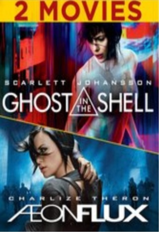 Ghost in a shell and Aeon Flux Vudu