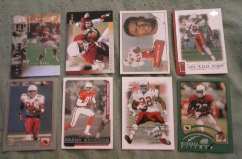 8 card Cardinals lot