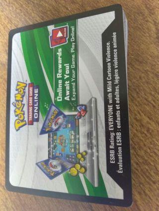 Pokemon codes
