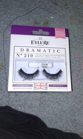 Eyelure false eyelashes
