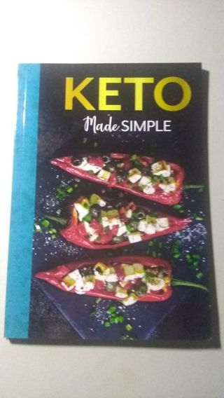 Keto made simple cookbook