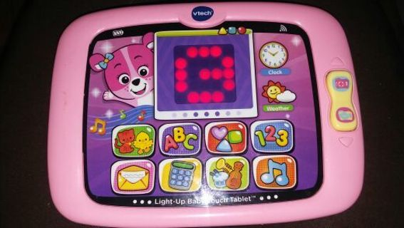 Vtech Baby Activity Learning Tablet