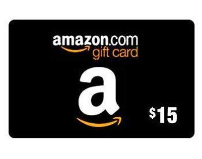 $15 Amazon Gift Card FAST DELIVERY