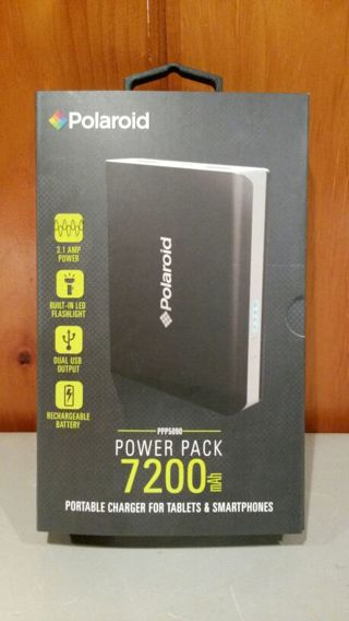FreePOLAROID PORTABLE POWER PACKBRAND NEW!!! - Cell Phone