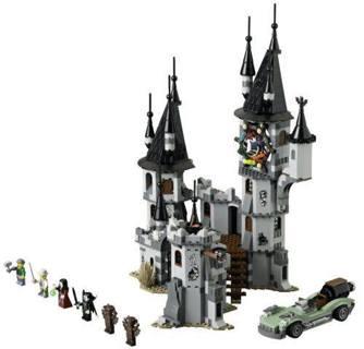 LEGO Monster Fighters Vampyre Castle Complete