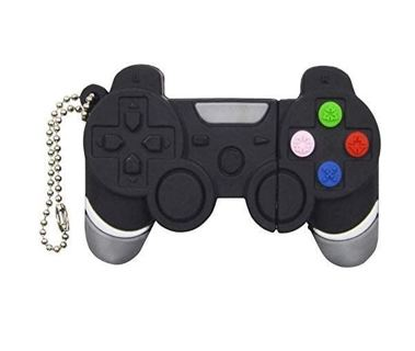 LEIZHAN Cute USB Flash Drive Character 16GB, Gamepad