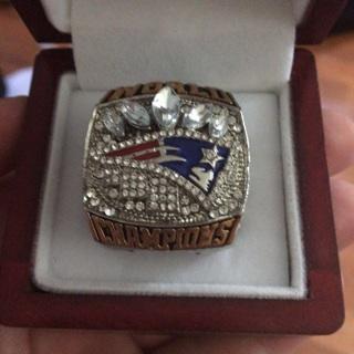 Super Bowl 51 Championship ring
