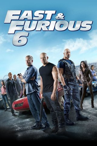 Fast and Furious 6 Extended HD code