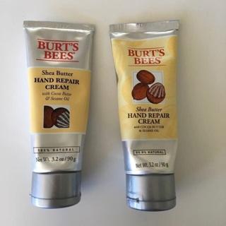 2 NEW Burt's Bees Shea Butter Hand Repair Cream • NEW • Free Shipping