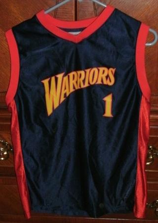 Golden State Warriors Steven Jackson Jersey