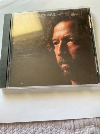 "Eric Clapton ""Journeyman"""