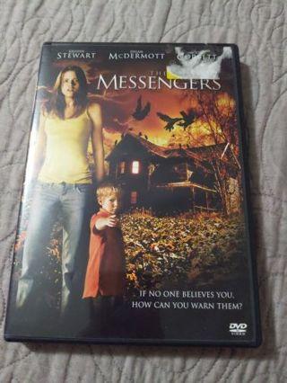 DVD The Messengers