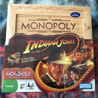 Monopoly Indiana Jones
