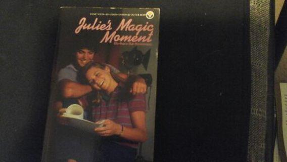 Julie's Magic Moment
