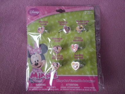 ***MINNIE MOUSE RINGS FOR THE SWEET LITTLE GIRL IN YOUR LIFE***