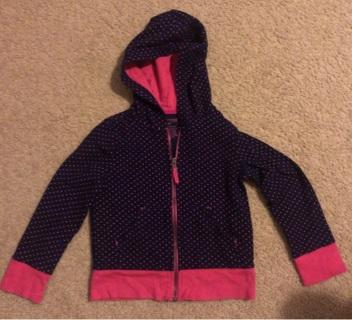 Oshkosh Genuine Kids - Girls Size 4T 4 - Jacket - LIKE NEW