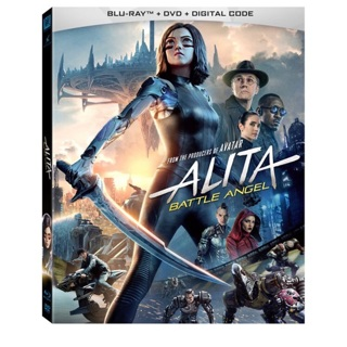 Alita • Battle Angel • Instawatch