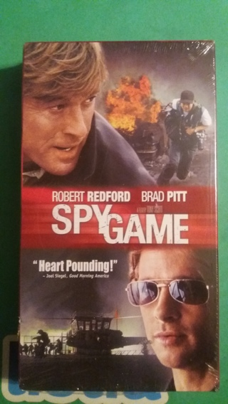 vhs spy game free shipping