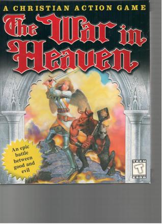 Free: War in Heaven Video Game PC New/Old Stock *SALE* - PC
