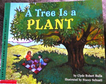 """""""A Tree is a Plant"""" let's Read and Find Out Science Reading Book"""