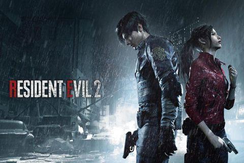 Resident Evil 2 Remake Bonus in-Game items Samurai Edge Chris Redfield & Jill Valentine PS4