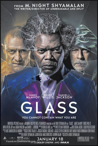 Glass super hero digital movie copy code