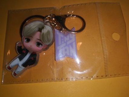 Bts new key chain no refunds regular mail only have no ride! No tracking will be sent in envelope!