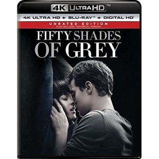 ** Flash Sale ** Fifty Shades of Grey Unrated 4k iTunes Digital Movie Code