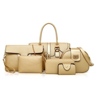 6 Piece Handbag Set