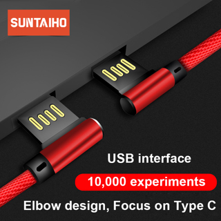 Suntaiho USB Cable for Samsung S9 Plus Type C USB C for Samsung Note9 Galaxy S9 S8 OPPO Type C Cable