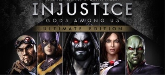 Injustice: Gods Among Us Ultimate Edition Steam Key