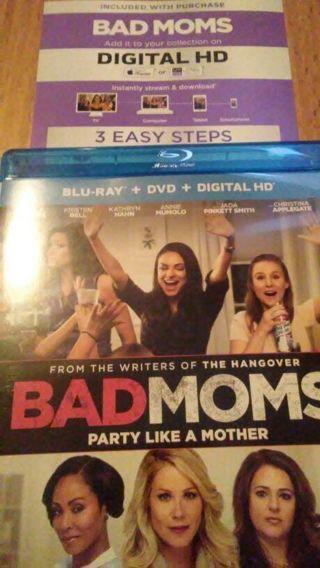 Bad moms digital copy