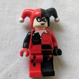 New Harley Quinn Minifigure Building Toy Custom Lego