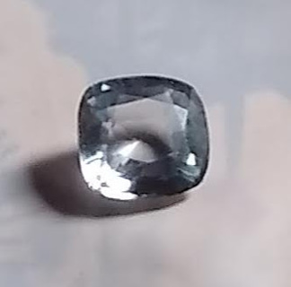 AQUAMARINE NATURAL TESTED HUGE 8.65 CARATS AND 13 MM ROUND LOOK AT PHOTOS WOW!